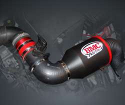 teknik - BMC injection kit - luftfilter performance - airbox design m. coolpipe intergreret