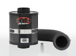 OTA Carbon Oval Trumpet Airbox - performance kit med effektiv airflow design