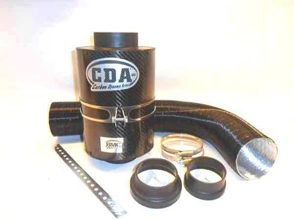Injection kit - CDA Carbon Dynamic Airbox - Luftfilter performance kit i Carbon design