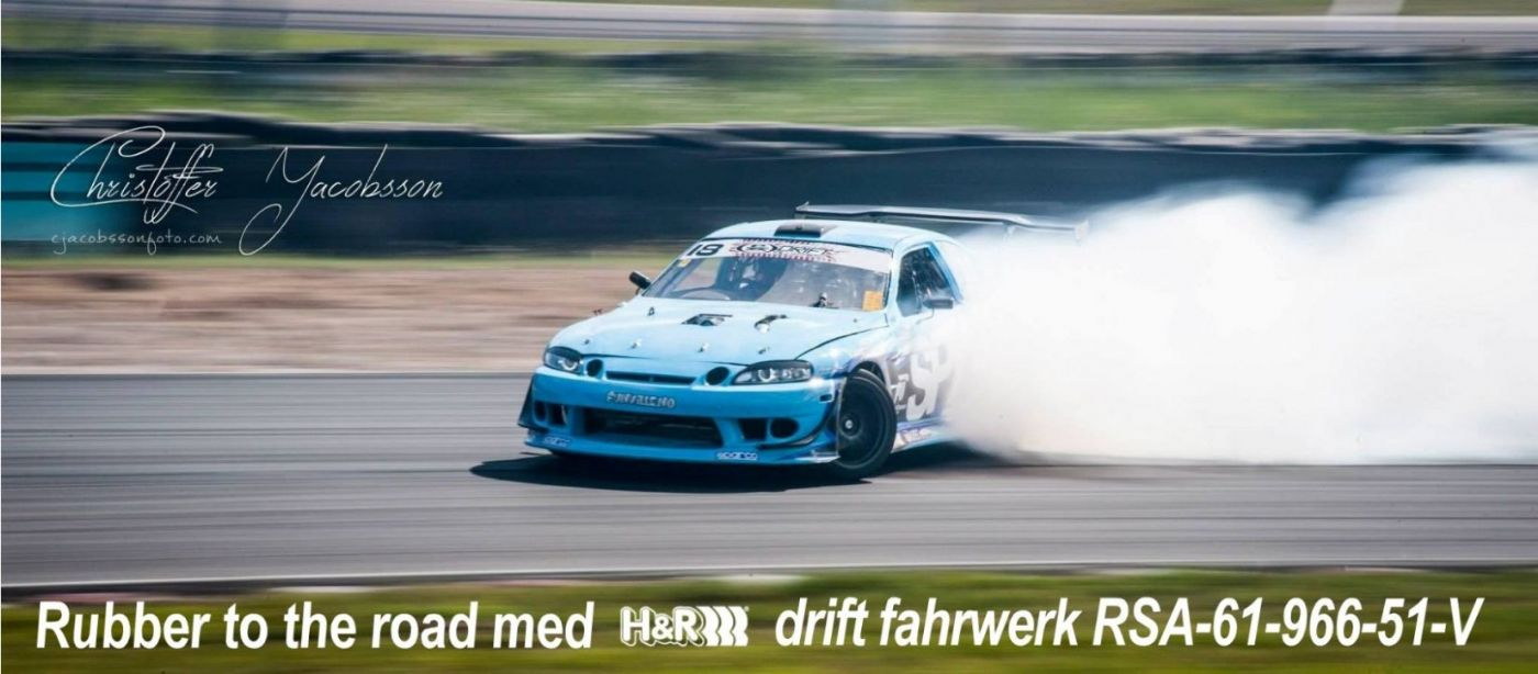 H&R Motorsport undervogne og fjedre til clubsport, rally og racing