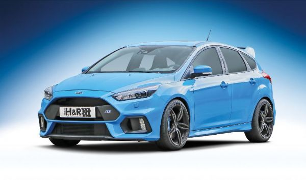 H&R Sportsundervogne til Ford Focus RS 4WD