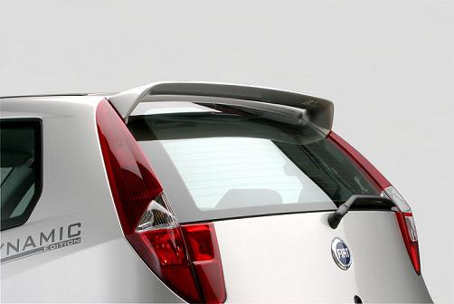 FIAT PUNTO 3D TAGSPOILER